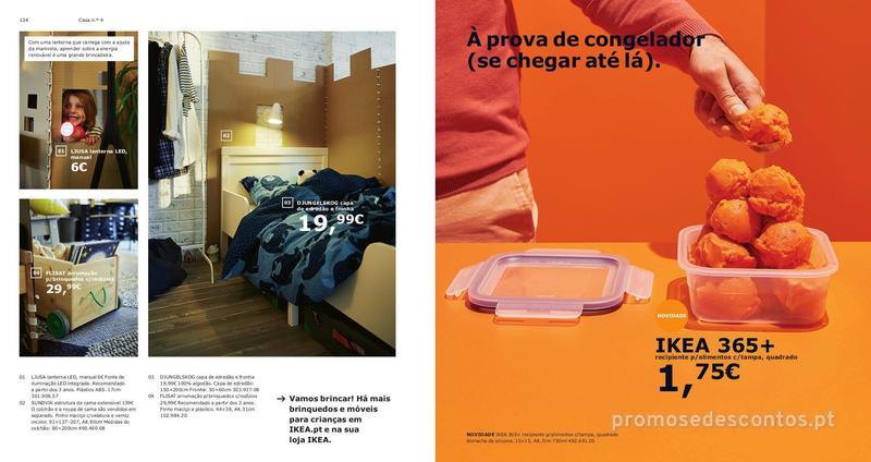 Folheto IKEA Catálogo 2018/19 - 24 de Agosto a 31 de Julho - página 68