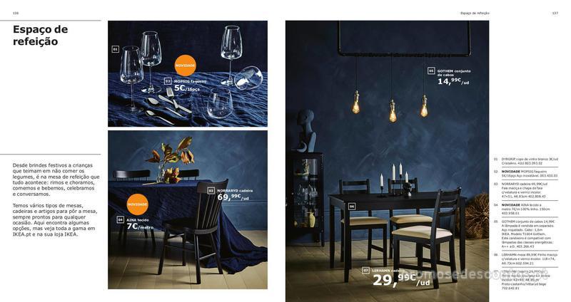 Folheto IKEA Catálogo 2018/19 - 24 de Agosto a 31 de Julho - página 69