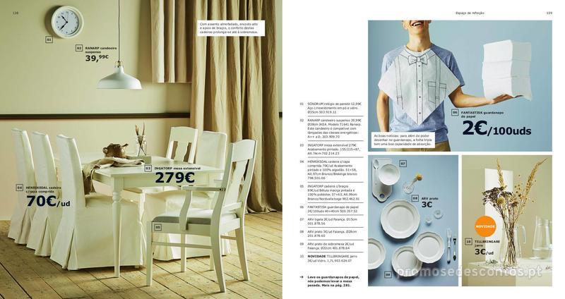 Folheto IKEA Catálogo 2018/19 - 24 de Agosto a 31 de Julho - página 70