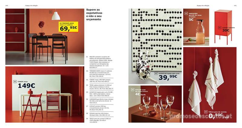 Folheto IKEA Catálogo 2018/19 - 24 de Agosto a 31 de Julho - página 71