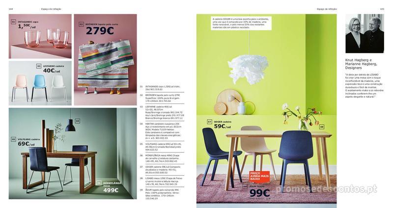 Folheto IKEA Catálogo 2018/19 - 24 de Agosto a 31 de Julho - página 73