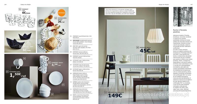 Folheto IKEA Catálogo 2018/19 - 24 de Agosto a 31 de Julho - página 74
