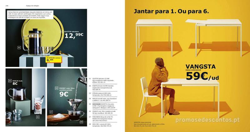 Folheto IKEA Catálogo 2018/19 - 24 de Agosto a 31 de Julho - página 75