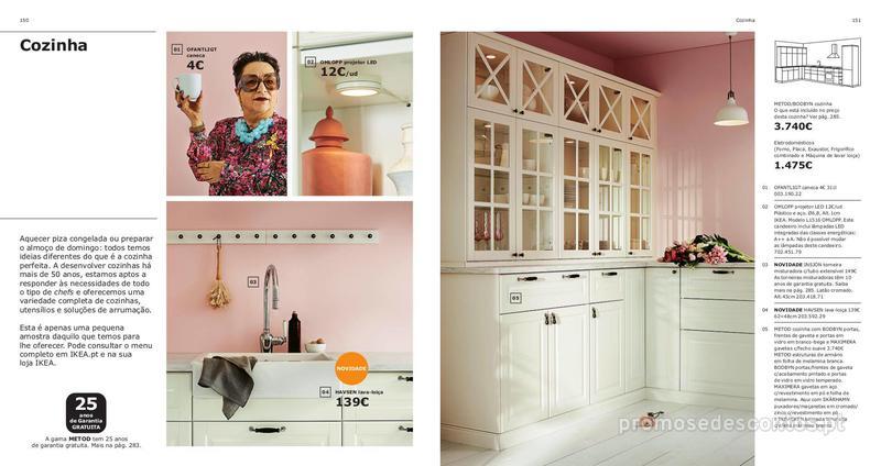 Folheto IKEA Catálogo 2018/19 - 24 de Agosto a 31 de Julho - página 76