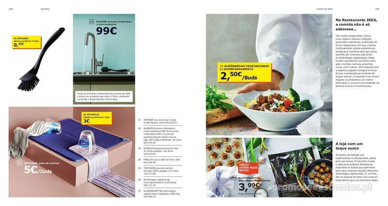 Folheto IKEA Catálogo 2018/19 - 24 de Agosto a 31 de Julho - página 80