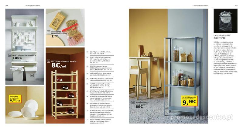 Folheto IKEA Catálogo 2018/19 - 24 de Agosto a 31 de Julho - página 83