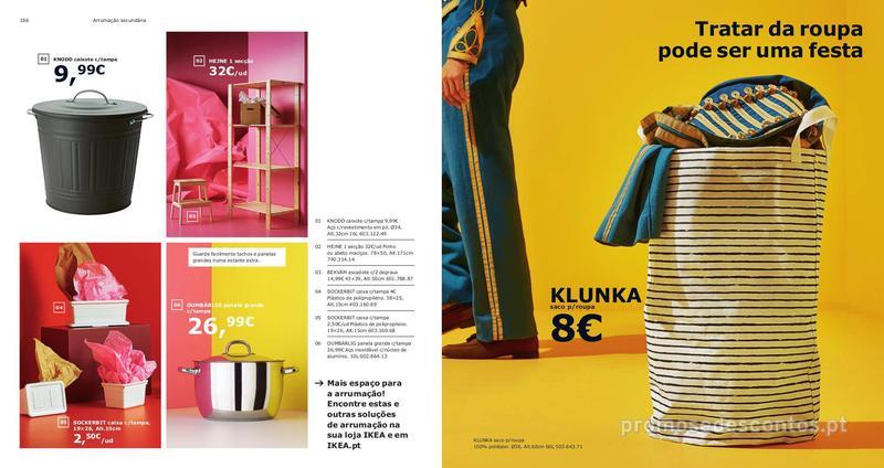 Folheto IKEA Catálogo 2018/19 - 24 de Agosto a 31 de Julho - página 84