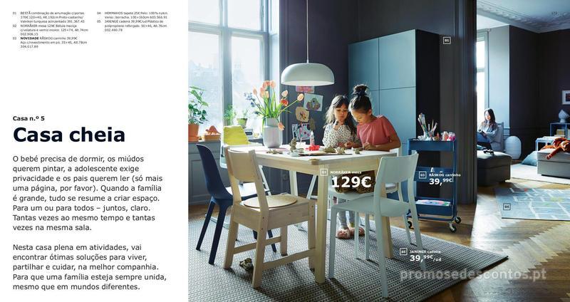 Folheto IKEA Catálogo 2018/19 - 24 de Agosto a 31 de Julho - página 87