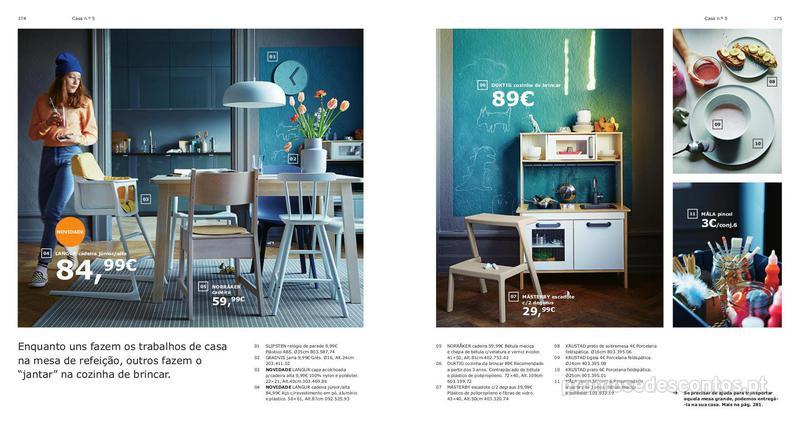 Folheto IKEA Catálogo 2018/19 - 24 de Agosto a 31 de Julho - página 88