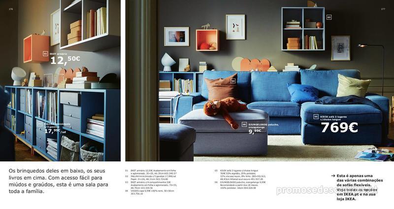 Folheto IKEA Catálogo 2018/19 - 24 de Agosto a 31 de Julho - página 89