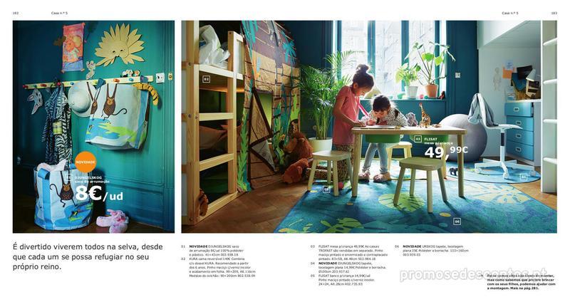 Folheto IKEA Catálogo 2018/19 - 24 de Agosto a 31 de Julho - página 92