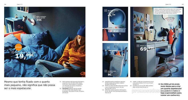 Folheto IKEA Catálogo 2018/19 - 24 de Agosto a 31 de Julho - página 94