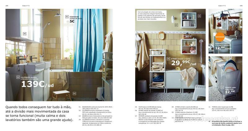 Folheto IKEA Catálogo 2018/19 - 24 de Agosto a 31 de Julho - página 95