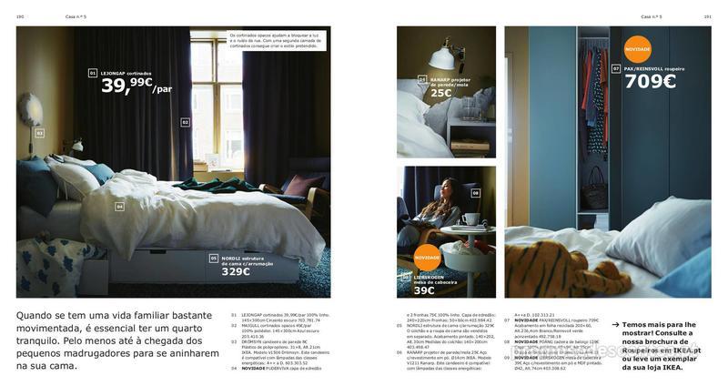 Folheto IKEA Catálogo 2018/19 - 24 de Agosto a 31 de Julho - página 96