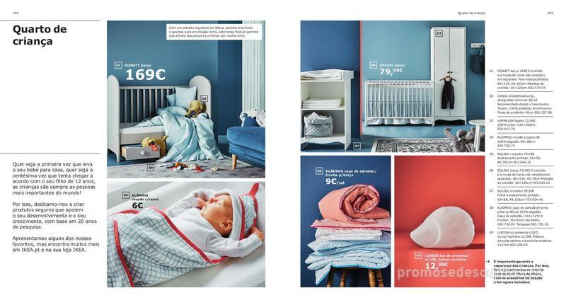 Folheto IKEA Catálogo 2018/19 - 24 de Agosto a 31 de Julho - página 98