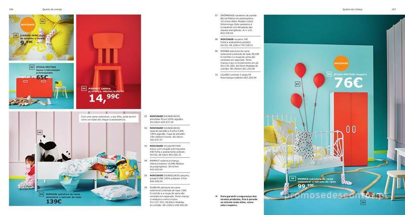 Folheto IKEA Catálogo 2018/19 - 24 de Agosto a 31 de Julho - página 99