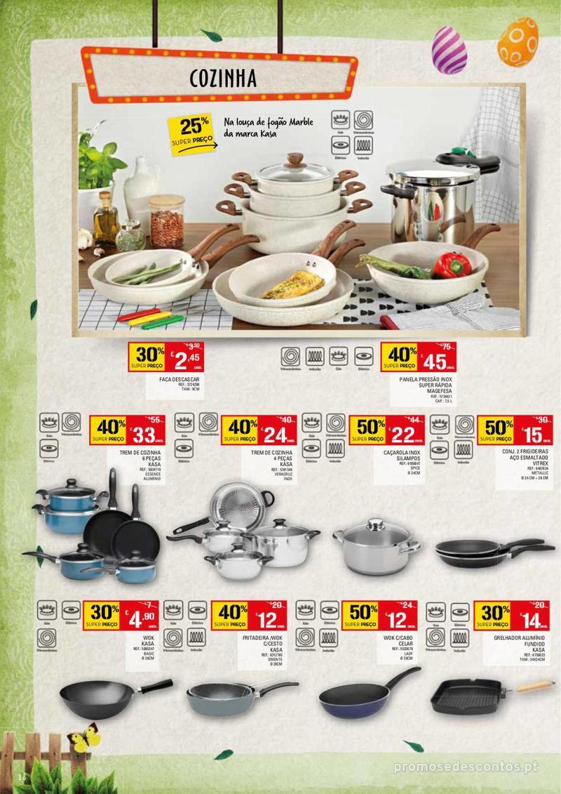 Folheto Continente Feira da Páscoa - 26 de Março a 22 de Abril - página 28
