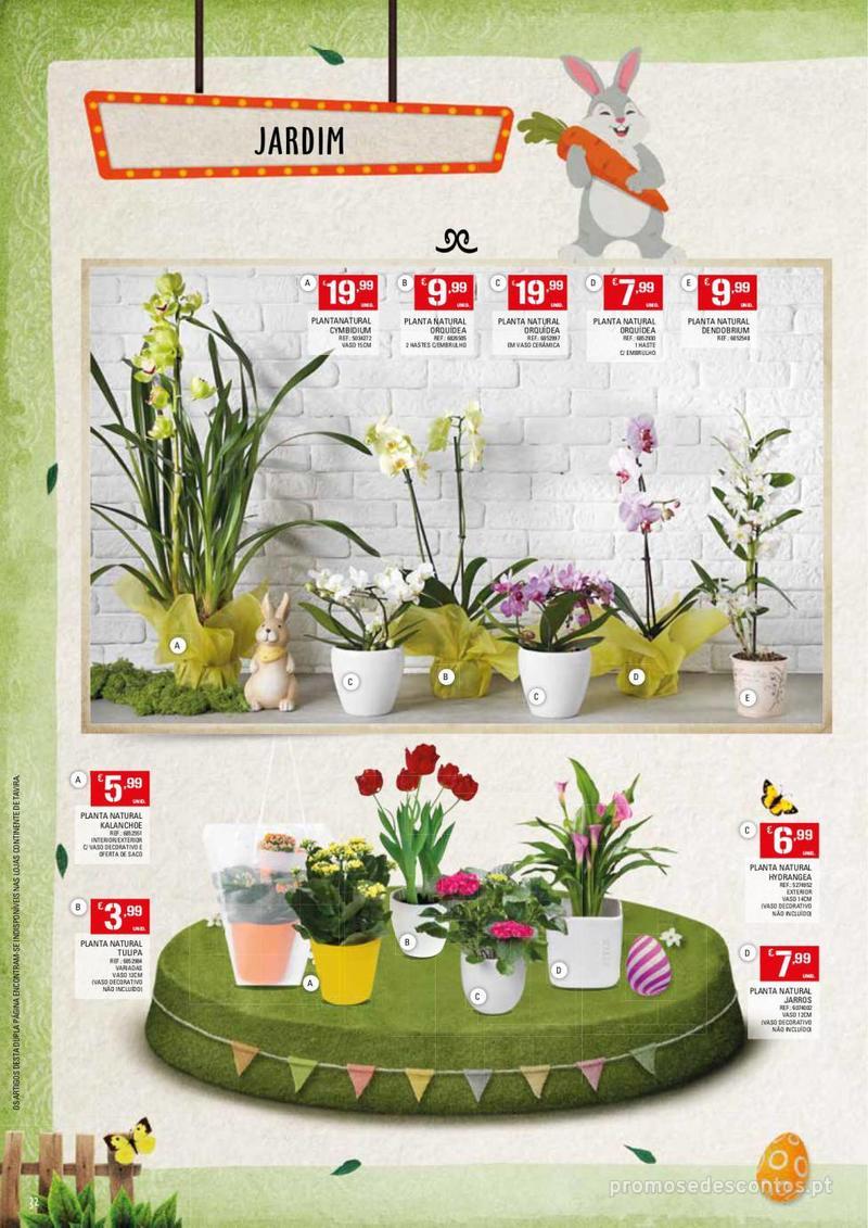 Folheto Continente Feira da Páscoa - 26 de Março a 22 de Abril - página 32