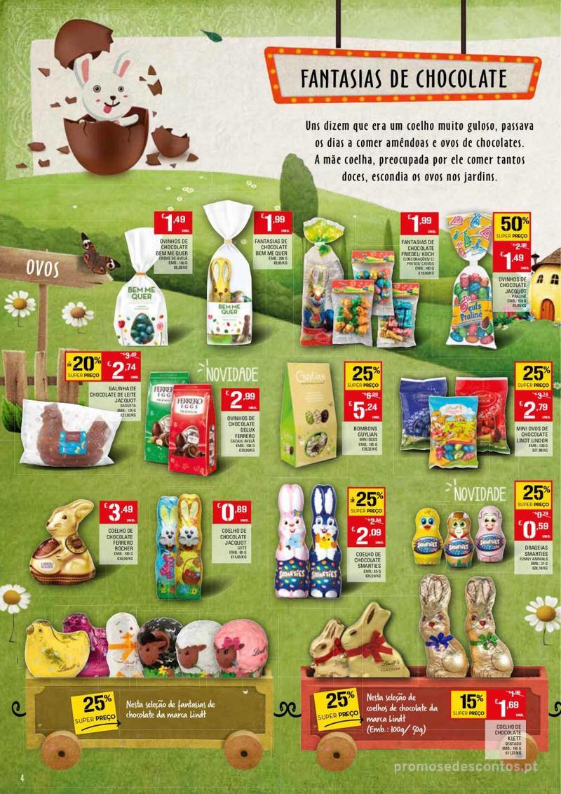 Folheto Continente Feira da Páscoa - 26 de Março a 22 de Abril - página 4