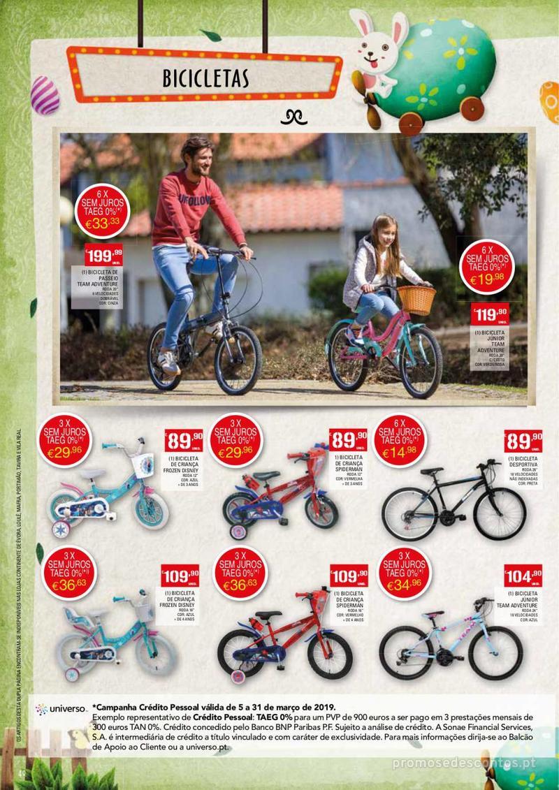 Folheto Continente Feira da Páscoa - 26 de Março a 22 de Abril - página 40