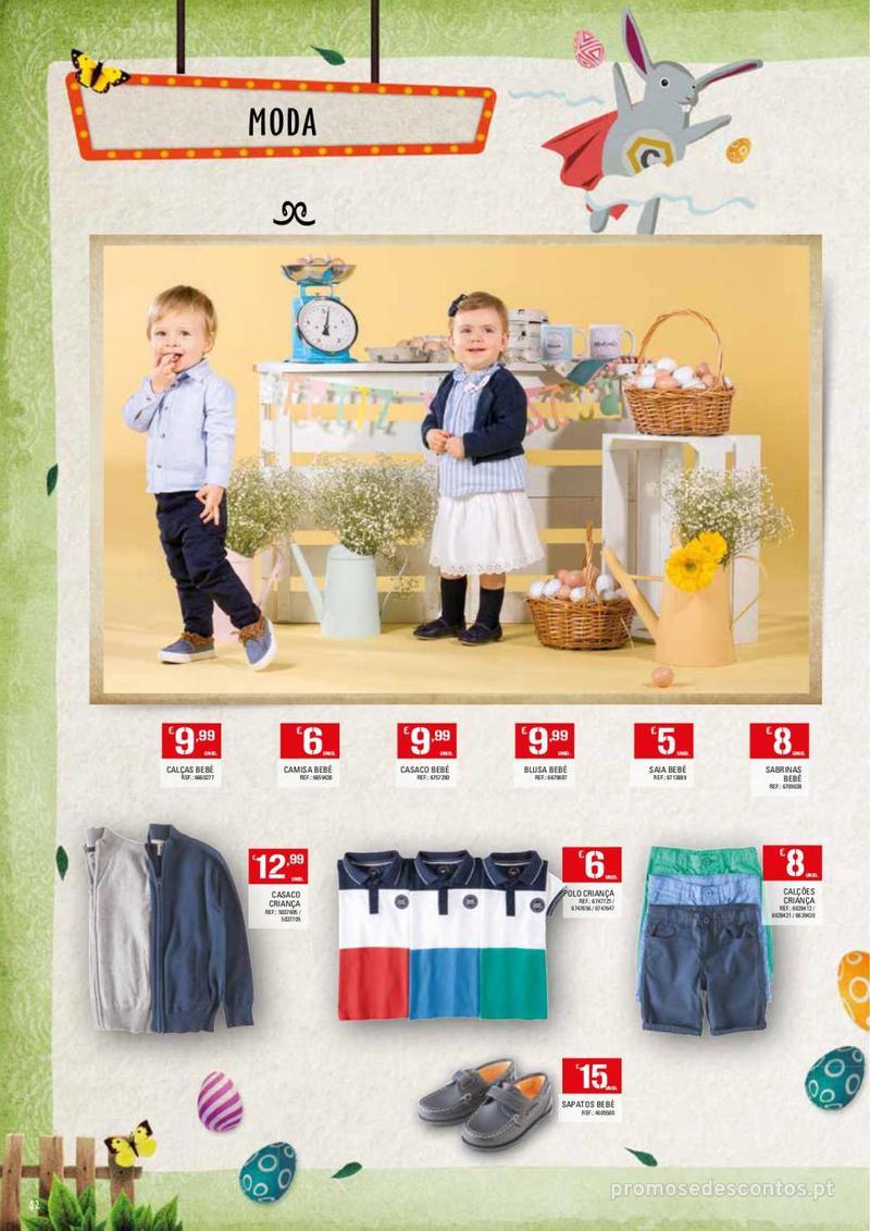 Folheto Continente Feira da Páscoa - 26 de Março a 22 de Abril - página 42