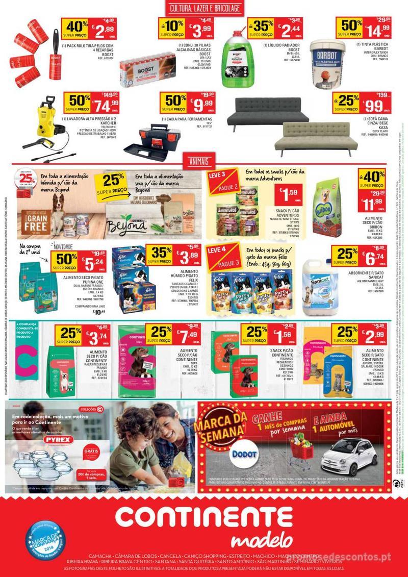 Folheto Continente Tudo aos preços mais baixos - Madeira - 9 de Janeiro a 15 de Janeiro - página 16