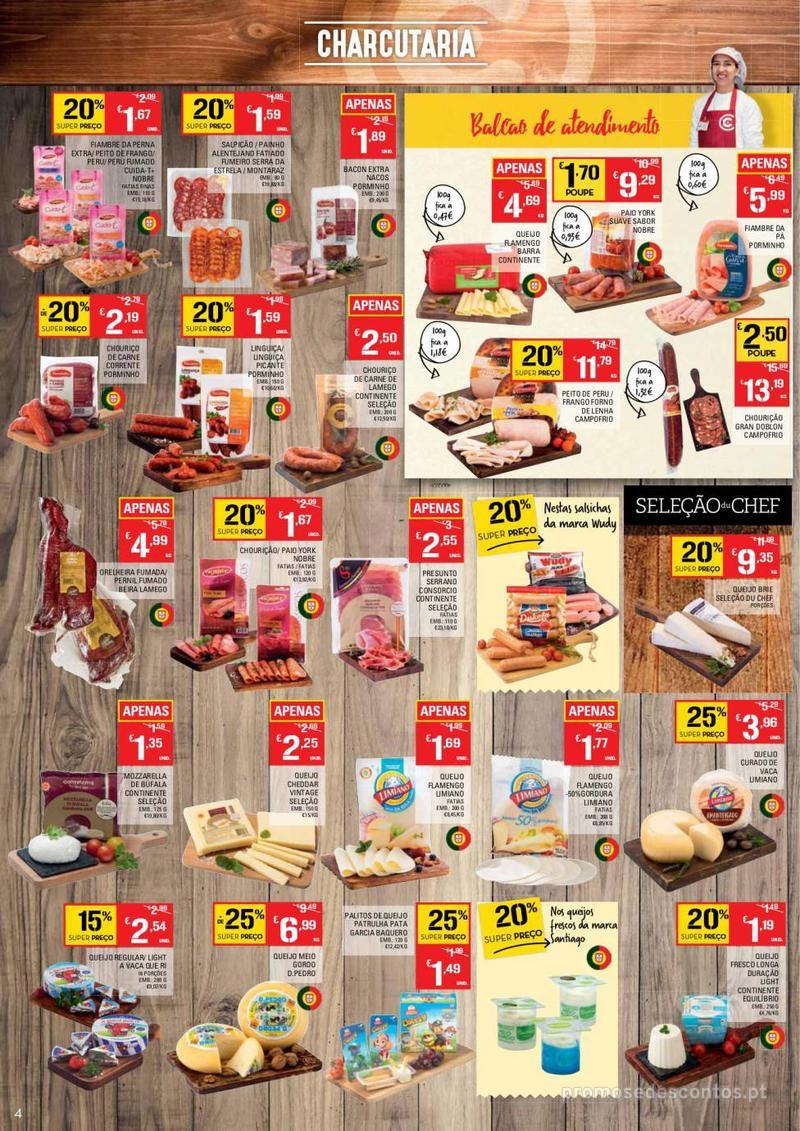 Folheto Continente Tudo aos preços mais baixos - Madeira - 9 de Janeiro a 15 de Janeiro - página 4
