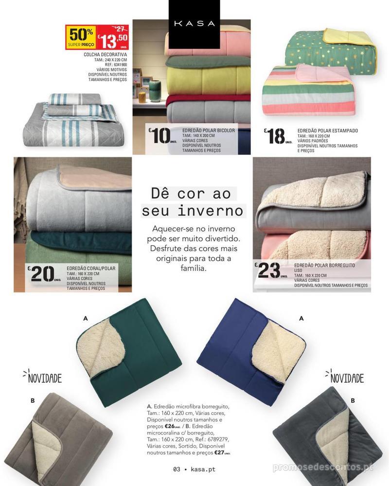 Folheto Continente Feira Aquecimento - Madeira - 2 de Janeiro a 14 de Janeiro - página 3