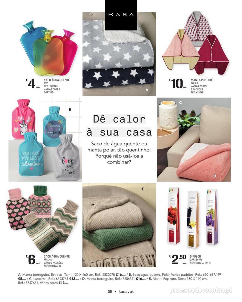 Folheto Continente Feira Aquecimento - Madeira - 2 de Janeiro a 14 de Janeiro - página 5