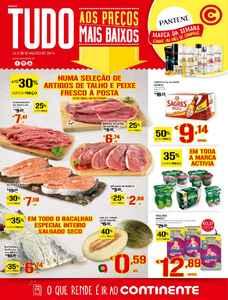 Tudo aos preços mais baixos - Madeira - 24 de Agosto a 30 de Agosto