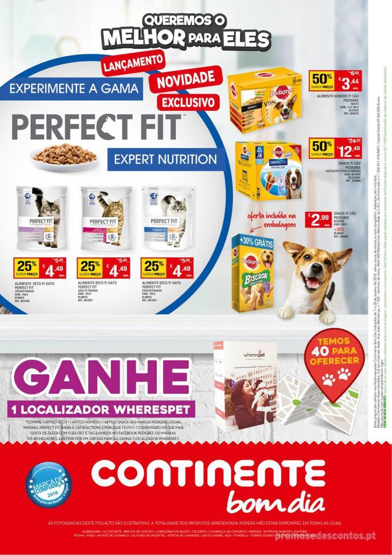 Folheto Continente Queremos o melhor para eles - Continente Bom Dia - 7 de Janeiro a 28 de Janeiro - página 4