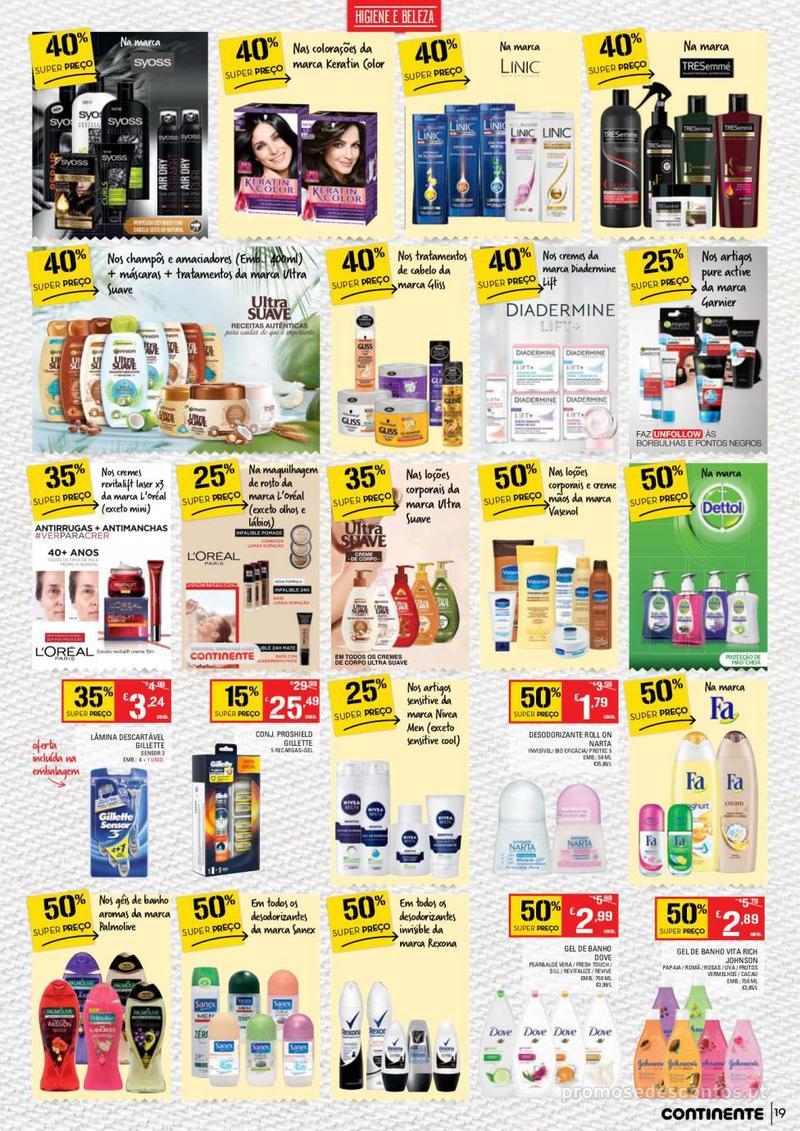 Folheto Continente Tudo aos preços mais baixos  - 8 de Janeiro a 14 de Janeiro - página 19