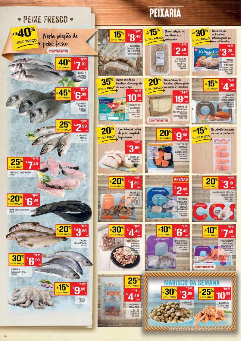 Folheto Continente Tudo aos preços mais baixos  - 8 de Janeiro a 14 de Janeiro - página 4
