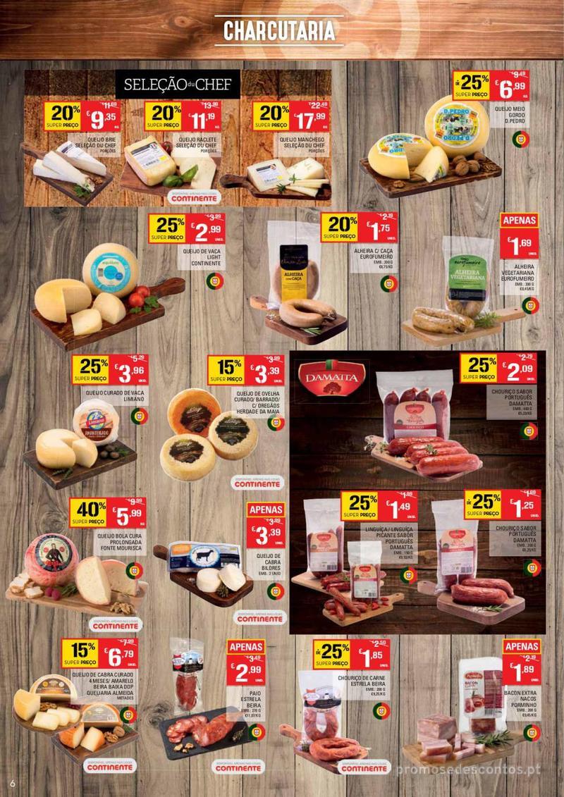 Folheto Continente Tudo aos preços mais baixos  - 8 de Janeiro a 14 de Janeiro - página 6