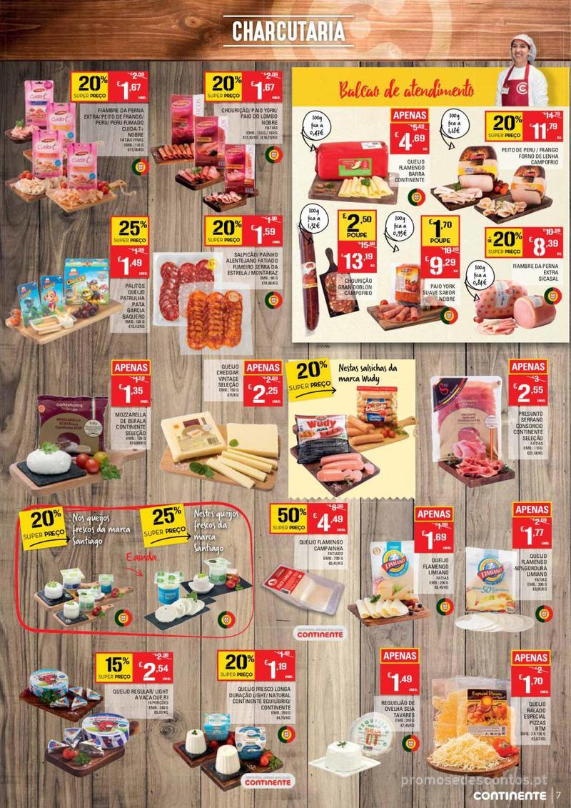 Folheto Continente Tudo aos preços mais baixos  - 8 de Janeiro a 14 de Janeiro - página 7
