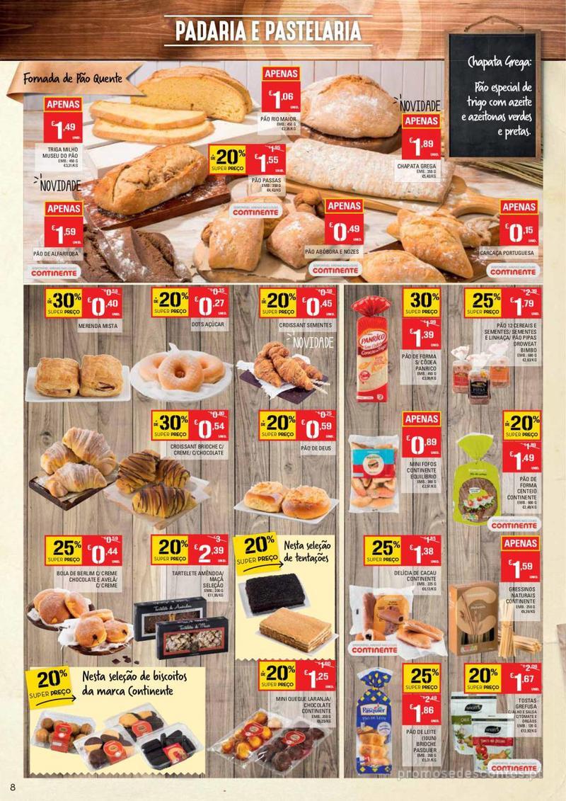 Folheto Continente Tudo aos preços mais baixos  - 8 de Janeiro a 14 de Janeiro - página 8