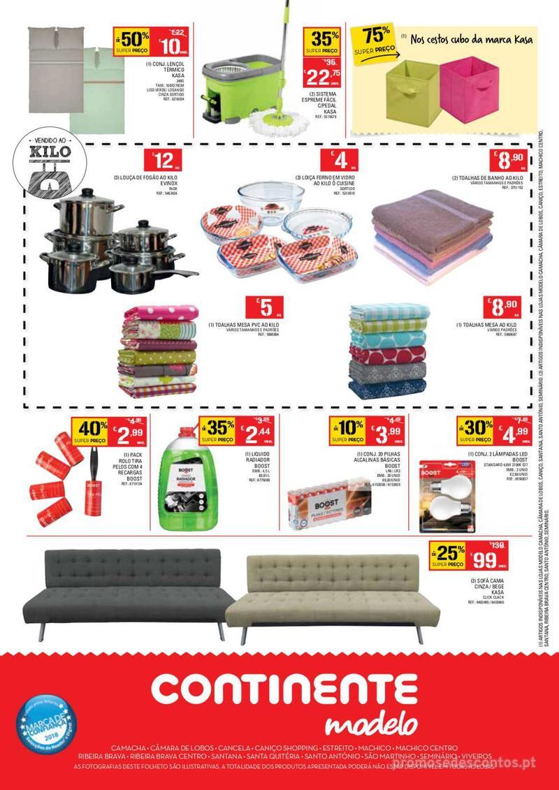 Folheto Continente Oportunidades - 9 de Janeiro a 21 de Janeiro - página 2