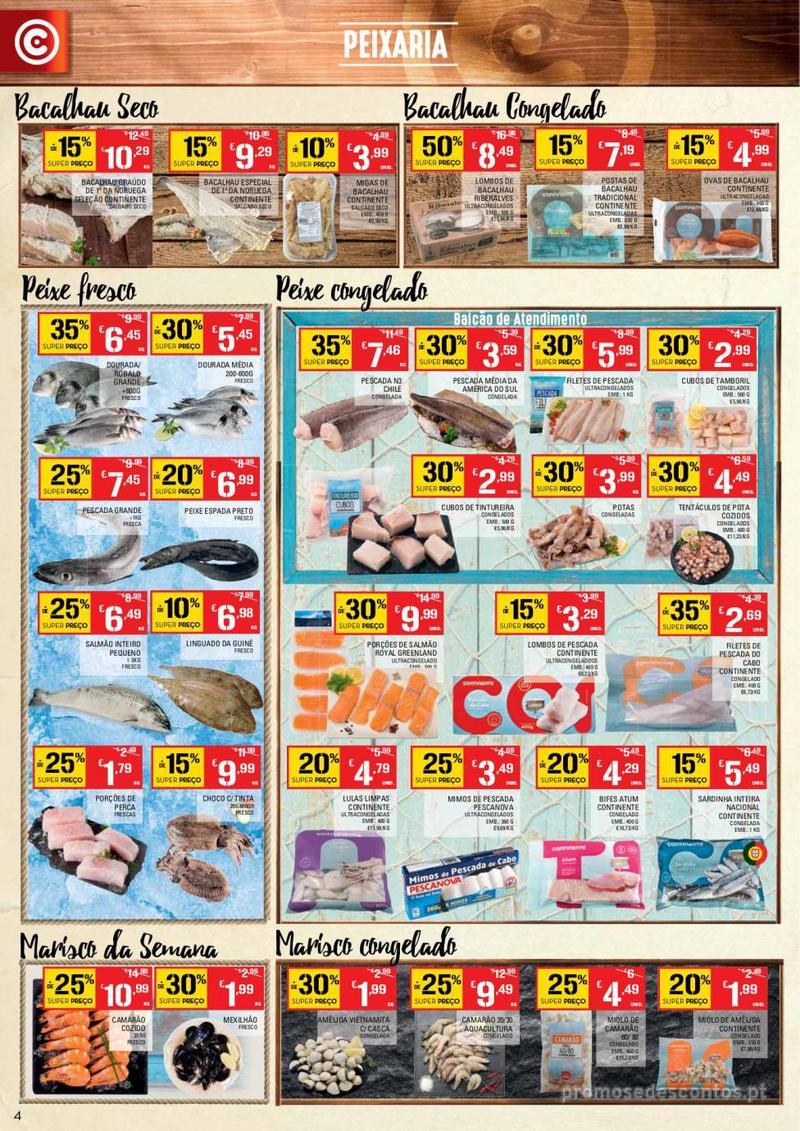 Folheto Continente Tudo aos preços mais baixos - Lojas Bom dia - 14 de Maio a 20 de Maio - página 4