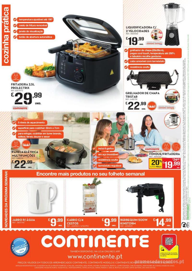Folheto Continente Bazarão - 8 de Janeiro a 14 de Janeiro - página 4