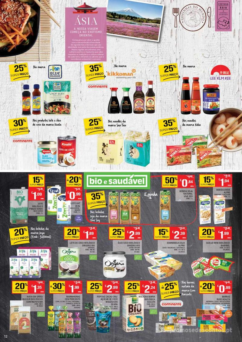 Folheto Continente Tudo aos preços mais baixos - 14 de Maio a 20 de Maio - página 12