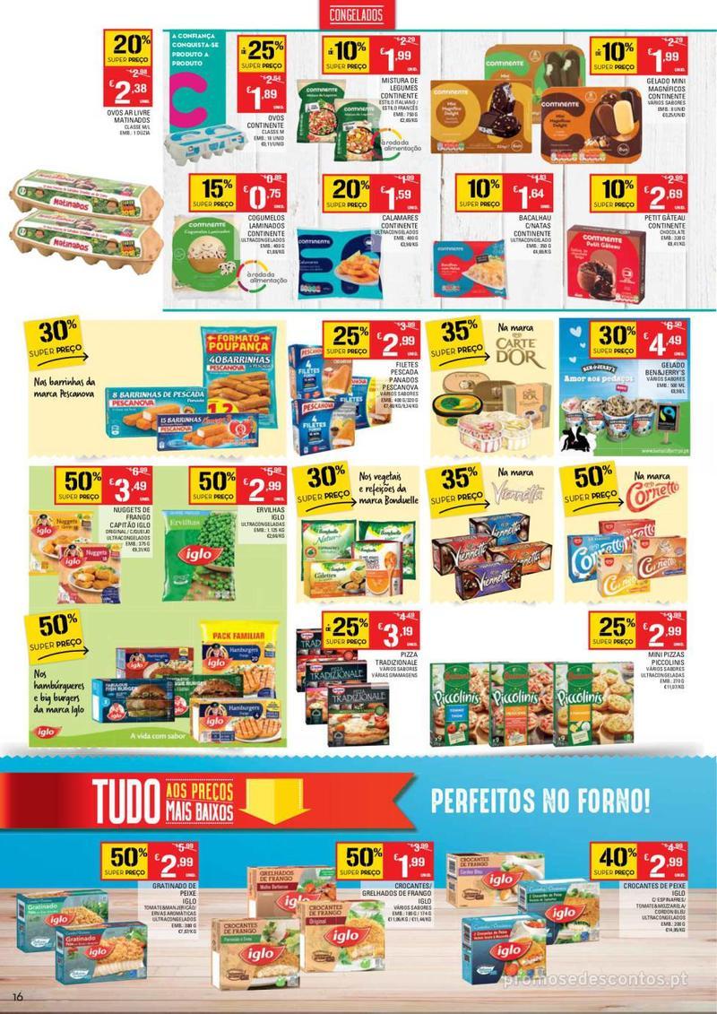 Folheto Continente Tudo aos preços mais baixos - 14 de Maio a 20 de Maio - página 16