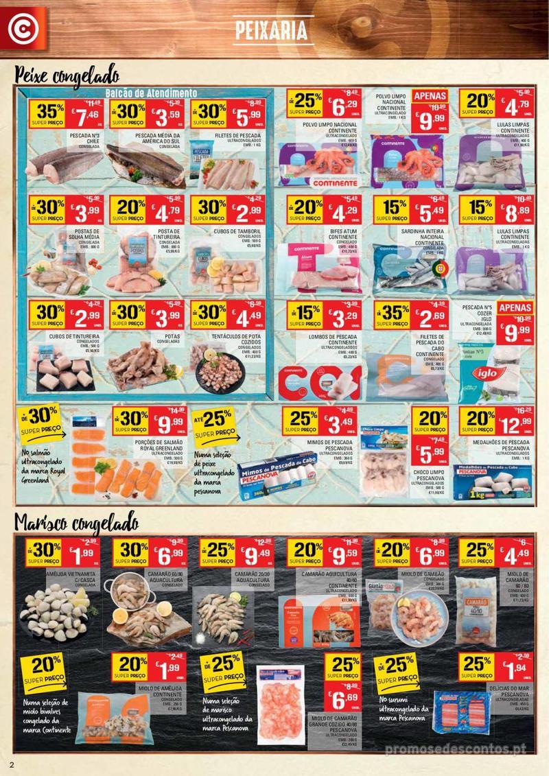 Folheto Continente Tudo aos preços mais baixos - 14 de Maio a 20 de Maio - página 2