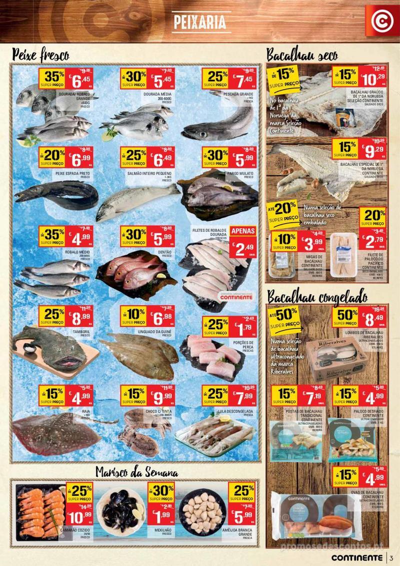 Folheto Continente Tudo aos preços mais baixos - 14 de Maio a 20 de Maio - página 3