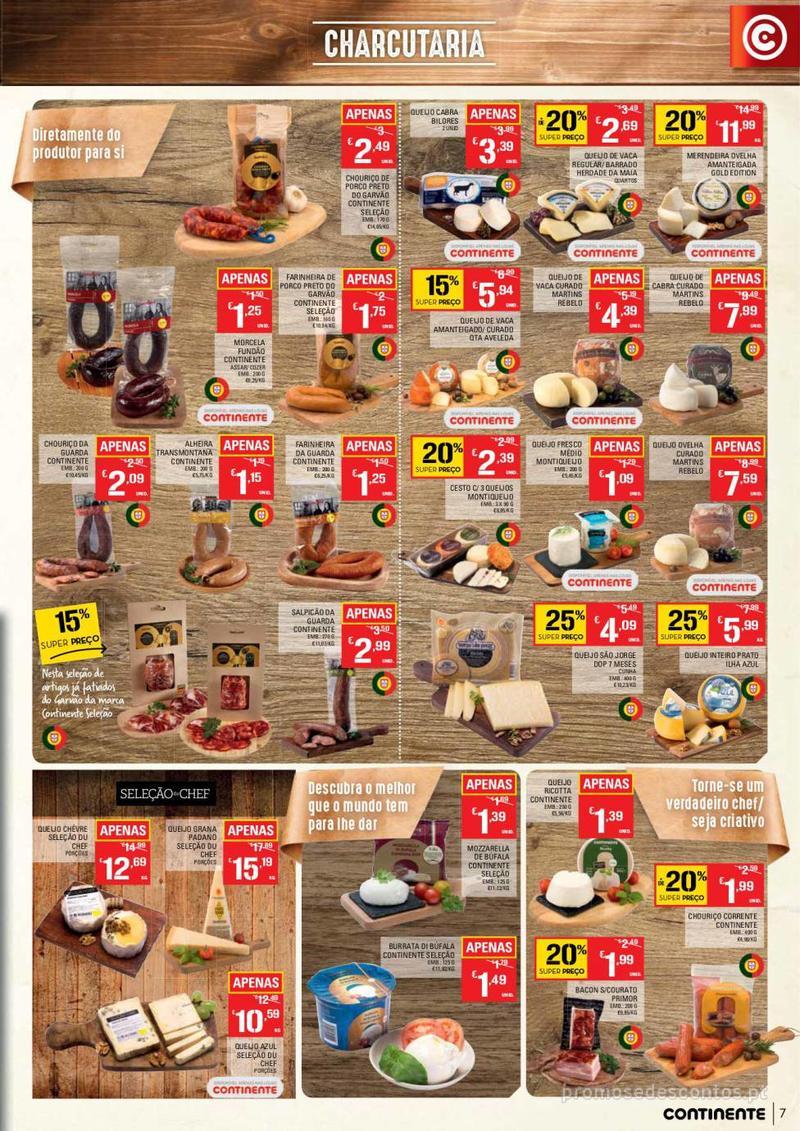 Folheto Continente Tudo aos preços mais baixos - 14 de Maio a 20 de Maio - página 7