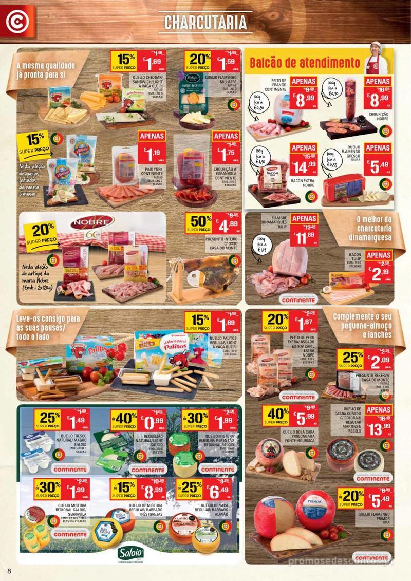 Folheto Continente Tudo aos preços mais baixos - 14 de Maio a 20 de Maio - página 8