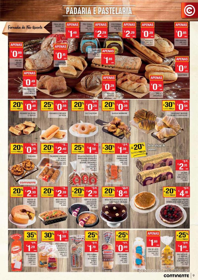 Folheto Continente Tudo aos preços mais baixos - 14 de Maio a 20 de Maio - página 9