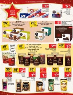 Nestlé - 11 de Dezembro a 24 de Dezembro