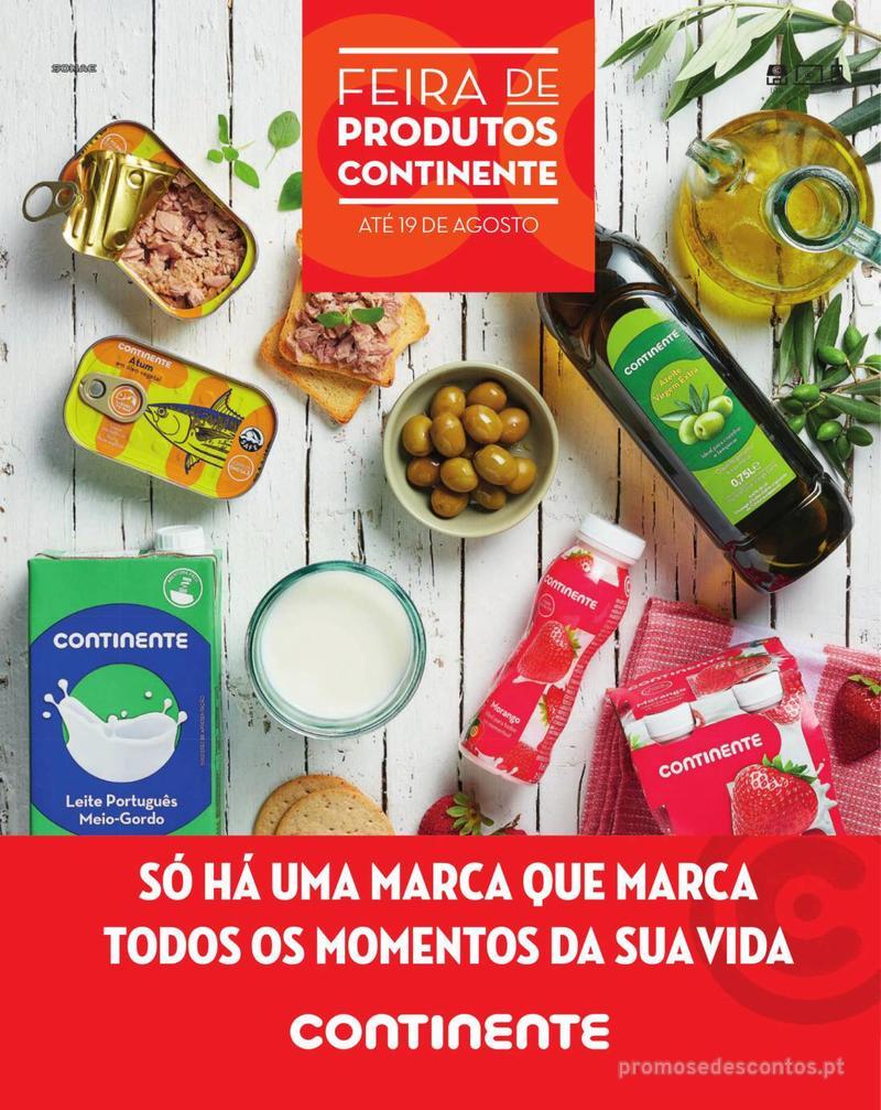 Folheto Continente Tudo aos preços mais baixos - Madeira - 13 de Agosto a 19 de Agosto pág. 7
