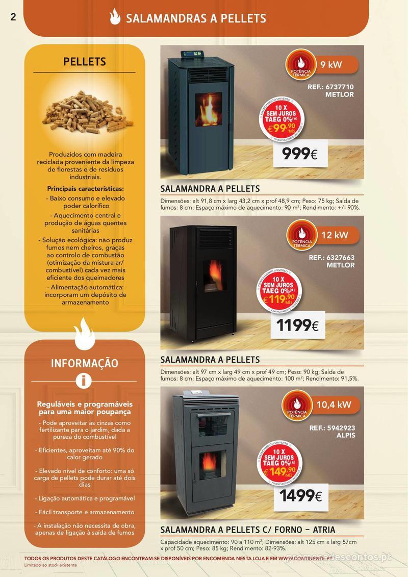 Folheto Continente Salamandras - 1 de Novembro a 31 de Janeiro - página 2