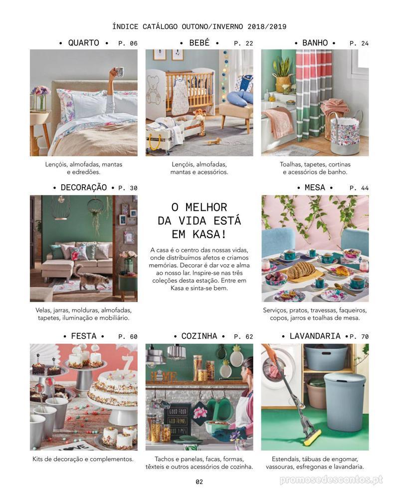 Folheto Continente Catálogo Outono/ Inverno - 15 de Outubro a 1 de Abril - página 2